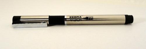 Pluma fuente marca zebra v-301