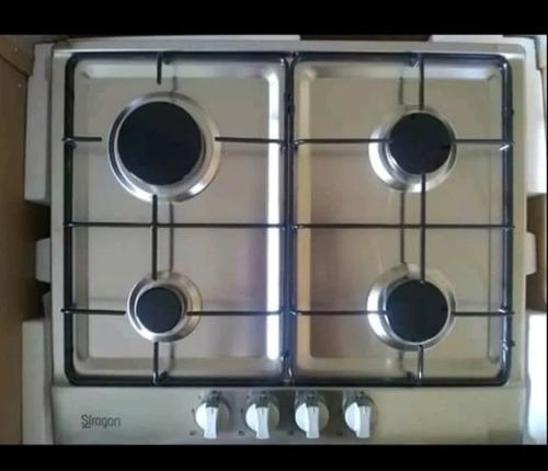 Tope cocina a gas marca síragon tg 3000.