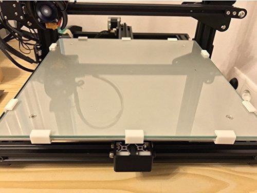 Wisamic cama silicato para impresora 3d cr 10 s3