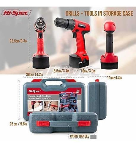 Hi spec kit herramienta 26 repuesto para hogar