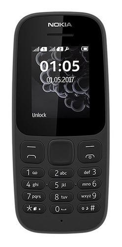 Nokia 105 dual sim nuevo liberado