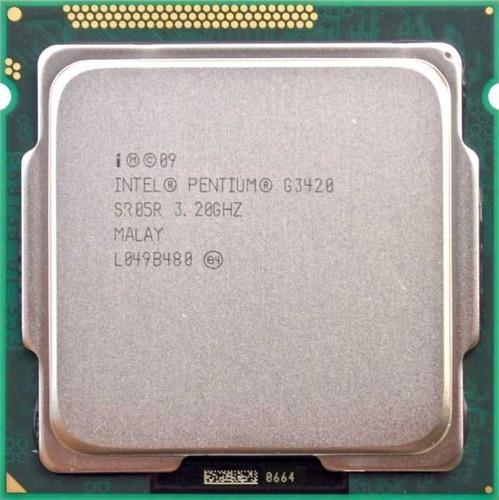Procesador pentium g3220 g3240 g3250 3mb cache 3.20ghz 1150