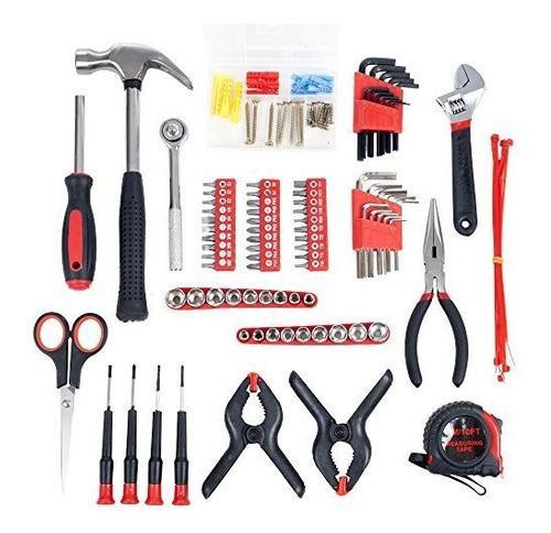 Stalwart kit herramienta hogar auto oficina roll up