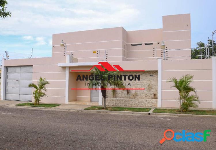 Casa venta el rosal sur maracaibo api 3457