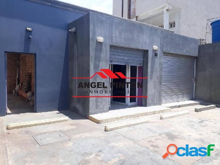 Local comercial venta dr. portillo. maracaibo api 4263