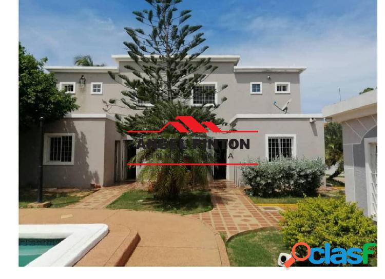 Casa en venta en isla dorada maracaibo api 5181