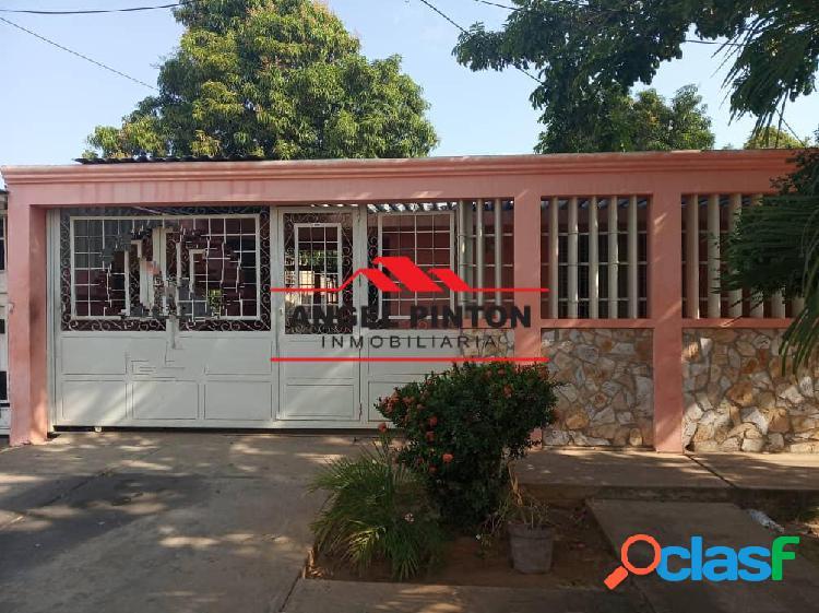 Casa venta san jacinto maracaibo api 5219