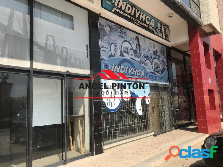 Local comercial en alquiler av delicias maracaibo api 5215