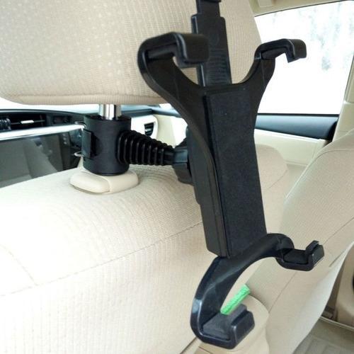 Base de tablet para carro y microfono hasta 10