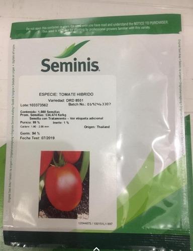Semilla de tomate drd 8551 original seminis
