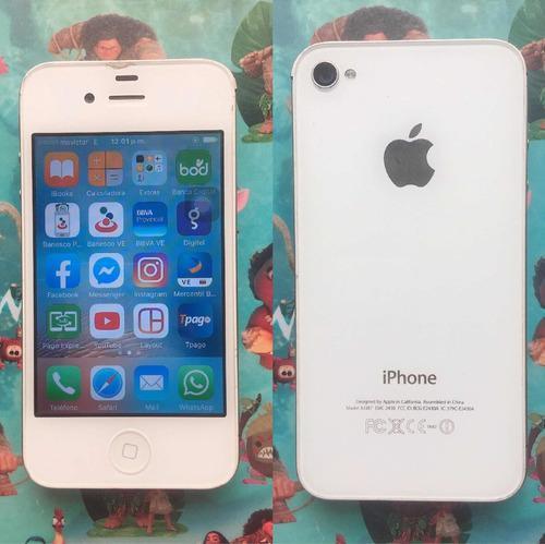Iphone 4s 16gb liberado perfecto estado