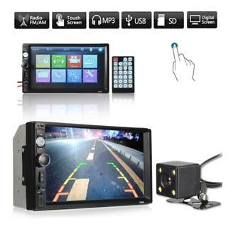 Reproductor carro 2 din doble tactil 7 pulgadas sd usb tiend