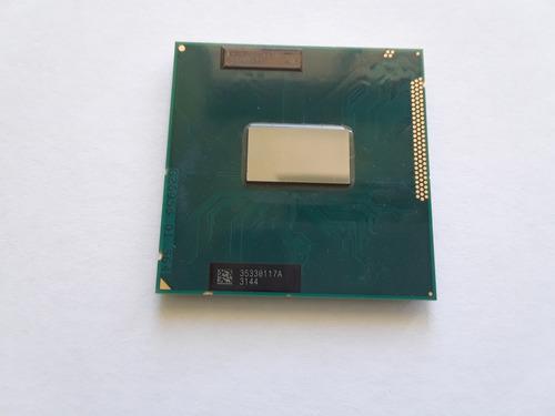Procesador core i3 3ra generación 4 núcleos hd laptop