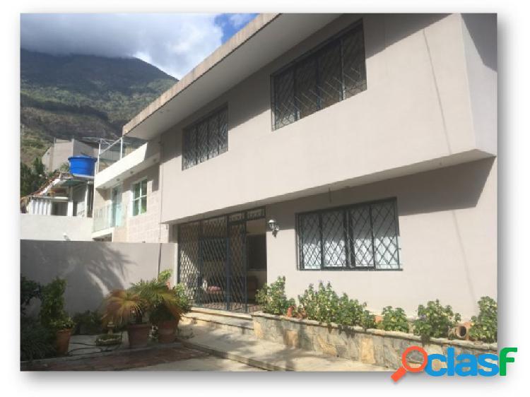 Se vende casa 367m2 6h/4b/5p los palos grandes