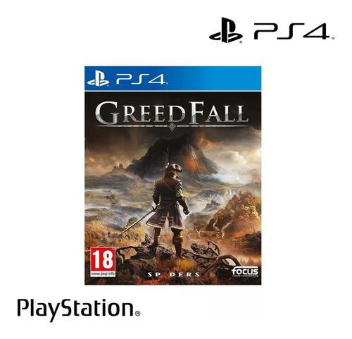 Juego original greedfall ps4 somos tienda fisica
