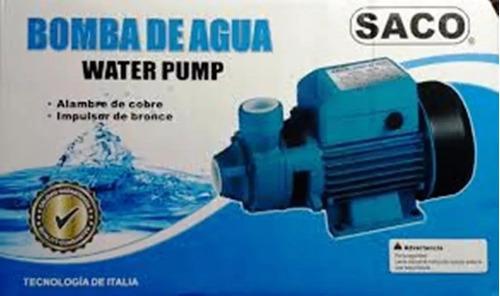 Bomba de agua de 1 hp marca saco en oferta!