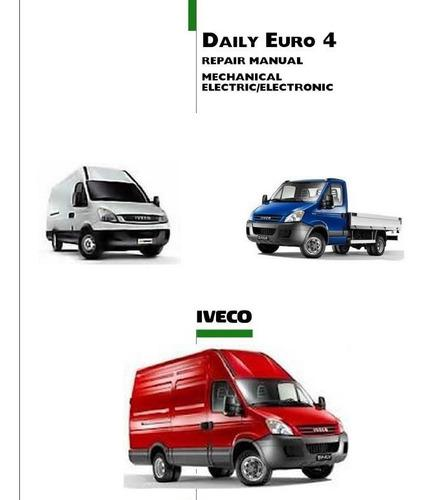Iveco daily 70c16 (2006-2014) manual de servicio y electrico
