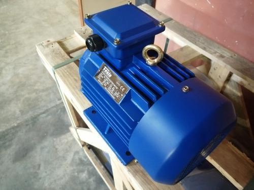 Motor eléctrico trifásico 3 hp 1750 rpm tesla electric
