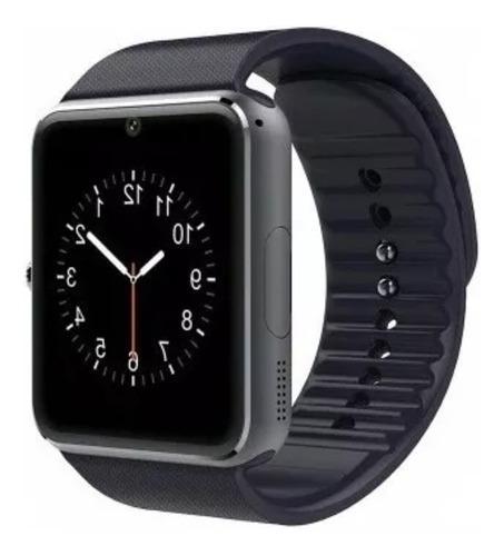 Reloj smartwatch gt08 telefono inteligente simcard celular