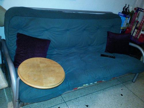 Sofa cama faveca (regalo por motivo de viaje)