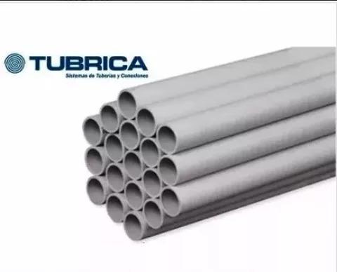 Tubos de 1/2 para electricidad tubrica blancos