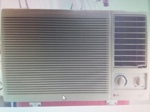 Aire acondicionado, marca. lg, 12.000 btu