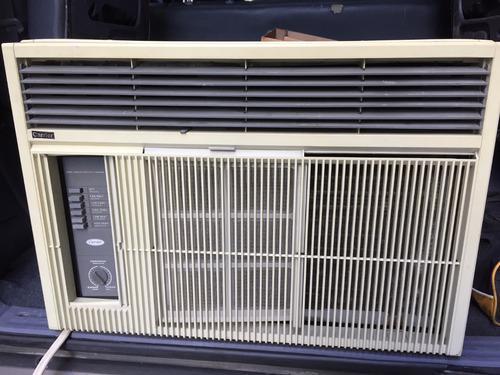 Aire acondicionado ventana carrier 18500 btu (220 v) +
