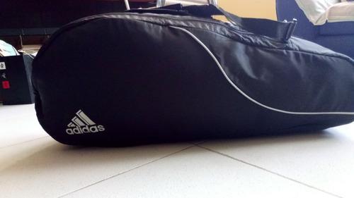 Bolso para raquetas de tenis adidas con dos compartimientos