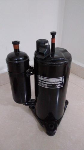 Compresores de aire acondicionado 12 18 y 24 btu toshiba