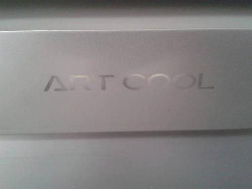Consola aire split art cool lg 24mil btu