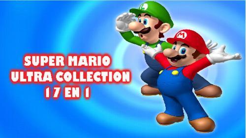Mario bros colección 17 en 1