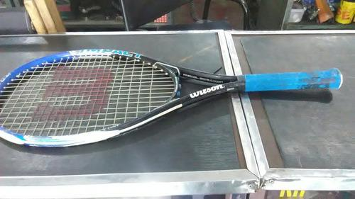 Raqueta de tenis wilson 23 l3 4 3/8