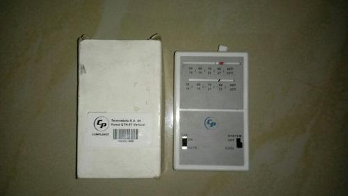 Termostato de aire acondicionado pared qth-57 vettical