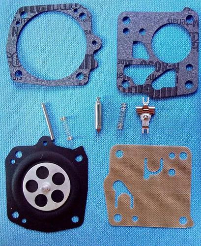 Kit carburador motosierra huqsvarna 61