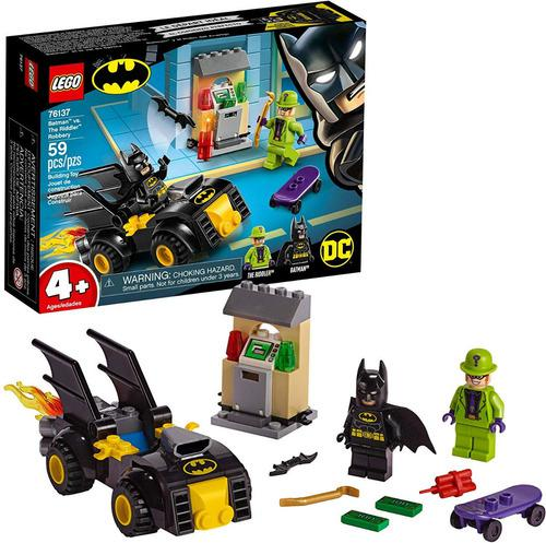 Lego dc batman: batman vs the riddler robbery 76137