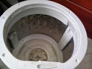 Tina de acero inoxidable de lavadora automatica 7 kg