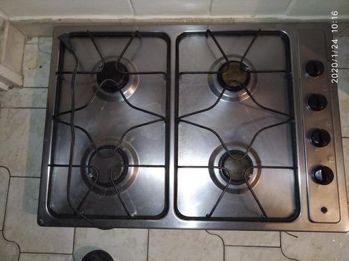 Tope cocina 4 hornillas haceb