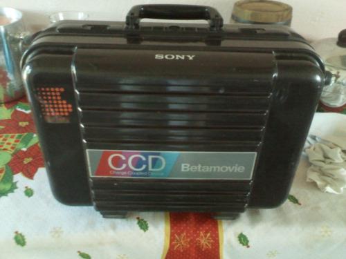 Camaras de video betamovie y video 8 sony de coleccion