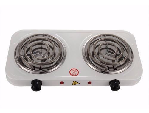 Cocina eléctrica de dos hornillas koala electric cooking