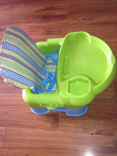 Mesa de comer portátil para niños (25v)