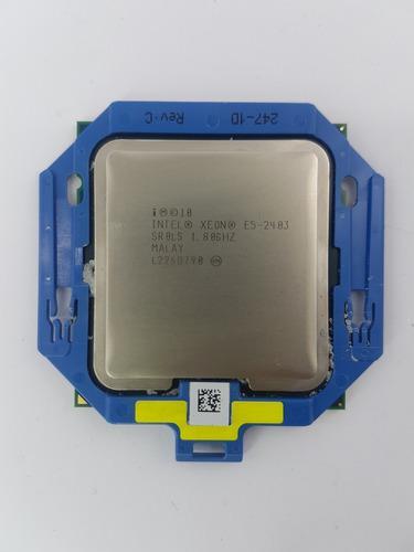 Procesador hp dl360e g8 quad-core xeon e5-2403 1.8ghz