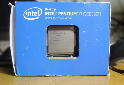 Procesador intel g3258 1150 4ta generación 3.2ghz 20v
