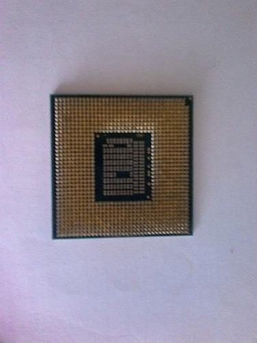 Procesador laptop intel core i3-3120m 2.50 ghz sr0tx