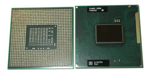 Procesador laptop intel core i3-4000m 2,40 ghz 3m sr1hc