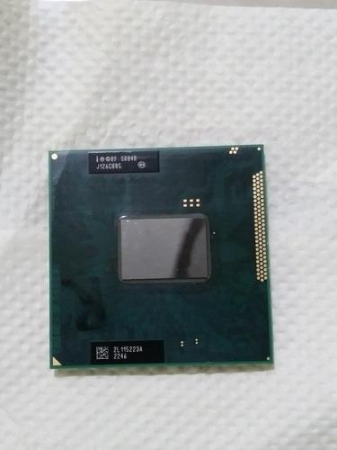 Procesador para laptop core i3-2350m 2.30 ghz 5$