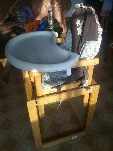 Silla mesa para bebes