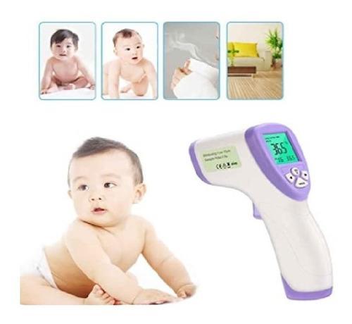 Termometro digital infrarrojo para bebe