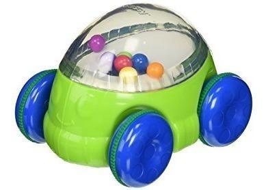 Carrito sassy de juguete para bebes sonajero pelota saltarin