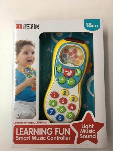 Juguete para bebé teléfono musical