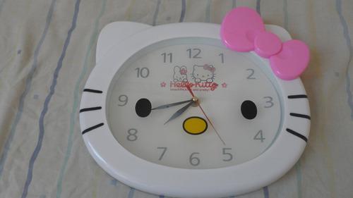 Reloj hello kitty de pared original preguntar precio